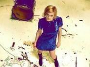 Musikerin Valerie