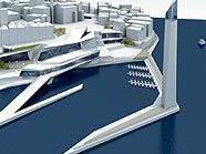 PORTO 08 - Entwurf zur Revitalisierung eines Uferbereichs in Porto, Portugal