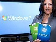 Petra Jenner, Geschäftsführerin Microsoft Österreich während der Launchparty in der Wiener Urania