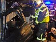 Tödlicher Verkehrsunfall bei der Abzweigung Altmannsdorf