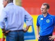 Trainerduell: Walter Schachner gegen Peter Stöger