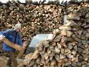 Viele Verletzungen bei Arbeiten mit Brennholz