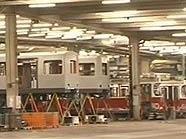 Zentralwerkstätte der Wiener Linien