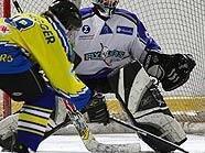 47 Saves: Nicole Arnberger brachte den Sieg der Flyers ins Trockene