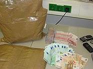 Sichergestellt: Heroin und Bargeld