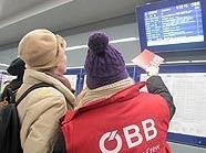 Bahnhof Meidling: Betrieb spielt sich ein