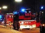 Die Wiener Feuerwehr war im Einsatz (Symbolbild).