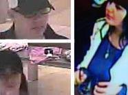Kreditkartenbetrug: Die Verdächtigen