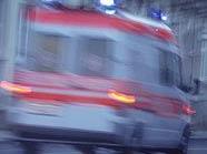 Schwerverletzter verstarb im Rettungswagen (Archiv)