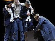 """""""Warten auf Godot"""" im Burgtheater"""