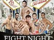 Ausschnitt aus dem Fight Night Plakat