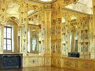 Das Goldene Zimmer im Unteren Belvedere