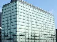 Das IBM-Haus am Donaukanal