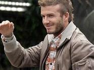 David Beckham hat neues Tattoo