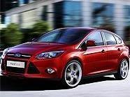 Der neue Ford Focus soll Maßstäbe setzen.
