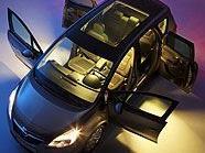 Der neue Opel Meriva besticht durch Flexibilität.