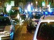 Mai 2009: Großeinsatz der Polizei verhinderte Schlimmeres
