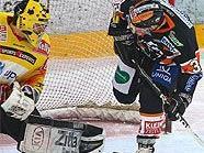 Pare (99ers) gegen Cassivi (Capitals)