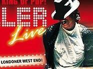 """Plakat der """"Thriller live"""" Show"""