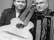 Seit 1994 auf Erfolgskurs: Patrick Rutka und Klaus P. Steurer.