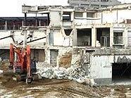 Wiener Südbahnhof wird abgerissen
