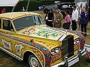 Der Rolls Royce von John Lennon