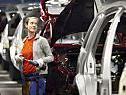 Ford-Produktion im Kölner Werk