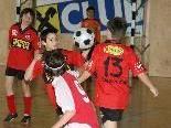 Kinderfußball wird landesweit großgeschrieben.