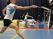 Simone Prutsch kämpfte sich ins Achtelfinale