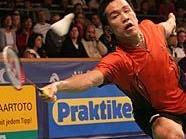 Topfavorit Andre Kurniawan gewann in der Stadthalle