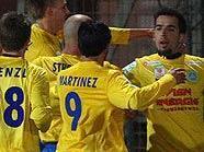 Bozkurt erzielte das 1:0