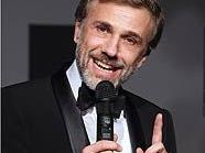 Christoph Waltz am Wiener Filmball