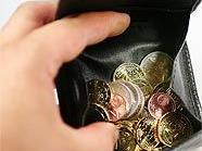 Die Diebe hatten es auf die Geldbörse eines Gasts abgesehen.