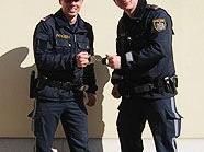 Die erfolgreiche Polizeistreife