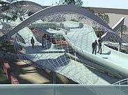Die schöne Version der Gürtelbrücke