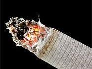 Eine Zigarette dürfte doch nicht die Brandursache gewesen sein.