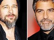 Eine haarige Sache: Pitt, Clooney, Depp
