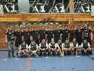 FC Sulzberg bestritt beim Handballmeister A1 Bregenz ein Showtraining.