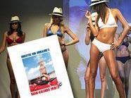 """Präsentation des """"Bikini-Kalenders"""" 2010 in Wien"""