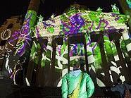 Bild und Ton: Das sond:frame-Festival wurde eindrucksvoll eröffnet.