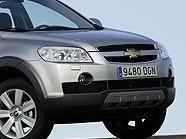 Chevrolet Captiva hat Probleme mit der Lenkung