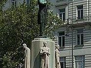 Das Lueger-Denkmal in Wien