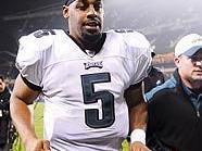 Eagles-Quarterback Donovan McNabb wechselt zu den Redskins