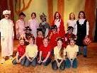 """""""Little Red Riding Hood"""" - Volksschüler laden zum Theaterabend."""