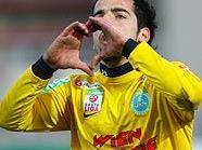 Osman Bozkurt versenkte den Elfmeter zum Siegtreffer