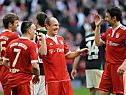 Robben erzielte ersten Triplepack