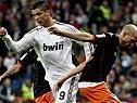 Ronaldo erzielte seinen 20. Saisontreffer