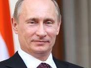 Russischer Ministerpräsident Putin in Wien erwartet