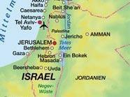 Nahost Karte.Künstler Plakatieren Nahost Karte Ohne Israel Politik Vienna At