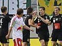Die Tiroler sind auf dem Weg in die Bundesliga